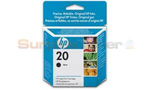 HP DESKJET 610C INK CARTRIDGE BLACK (C6614NE)