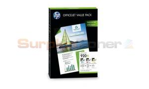 HP NO 920XL OFFICEJET INK CTG CMY VALUE PACK (CH081AE)