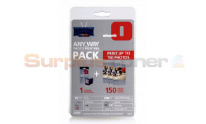 OLIVETTI ANY WAY IN504 INK CTG COLOR PHOTO PACK (B0506)