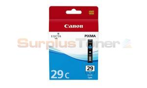 CANON PGI-29C INK CARTRIDGE CYAN (4873B001)