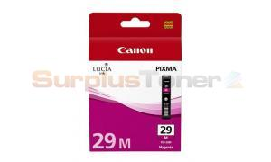 CANON PGI-29M INK CARTRIDGE MAGENTA (4874B001)