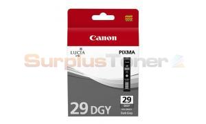 CANON PGI-29DGY INK CARTRIDGE DARK GRAY (4870B001)