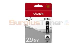 CANON PGI-29GY INK CARTRIDGE GRAY (4871B001)