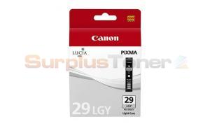 CANON PGI-29LGY INK CARTRIDGE LIGHT GRAY (4872B001)