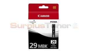 CANON PGI-29MBK INK CARTRIDGE MATTE BLACK (4868B001)