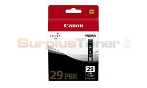 CANON PGI-29PBK INK CARTRIDGE PHOTO BLACK (4869B001)