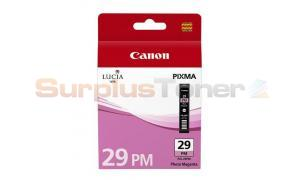 CANON PGI-29PM INK CARTRIDGE PHOTO MAGENTA (4877B001)