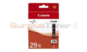 CANON PGI-29R INK CARTRIDGE RED (4878B001)