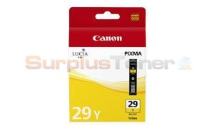 CANON PGI-29Y INK CARTRIDGE YELLOW (4875B001)