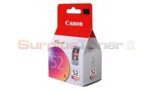 CANON CL-52 PHOTO INK CARTRIDGE COLOR (0619B007)