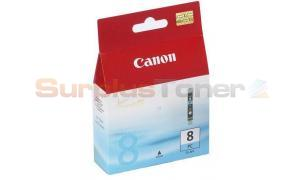 CANON CLI-8PC INK CARTRIDGE PHOTO CYAN (0624B007)