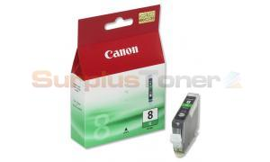 CANON CLI-8G INK CARTRIDGE GREEN (0627B006)