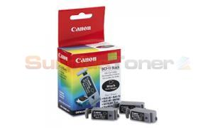 CANON BCI-11BK INK CARTRIDGE BLACK (0957A320)