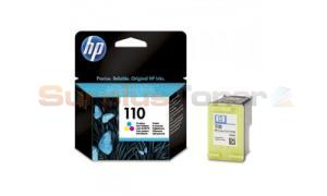 HP NO 110 INK CARTRIDGE TRI-COLOR HY (CB304A)
