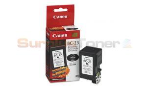 CANON BC-23 INKJET CARTRIDGE BLACK (0897A002)