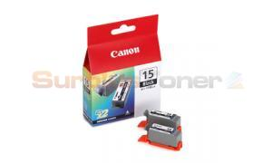 CANON BCI-15BK INK TANK BLACK (8190A002)
