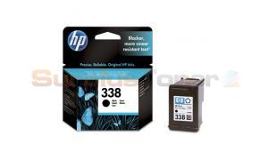 HP NO 338 INK CARTRIDGE BLACK (C8765EE#301)