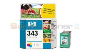 HP 343 INKJET PRINT CARTRIDGE TRI-COLOUR (C8766EE#301)