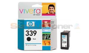 HP NO 339 INK CARTRIDGE BLACK (C8767EE#301)