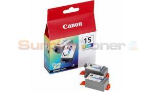 CANON BCI-15CL INK CARTRIDGE COLOR (8191A008)