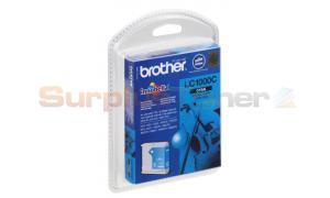 BROTHER DCP-130C INK CARTRIDGE CYAN (LC-1000CBP)