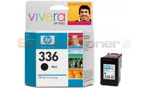 HP NO 336 INKJET INK CARTRIDGE BLACK (C9362EE#301)