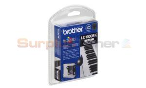 BROTHER DCP130C INK CARTRIDGE BLACK (LC-1000BKBP)