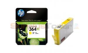 HP 364XL PHOTOSMART INK CARTRIDGE YELLOW (CB325EE#301)