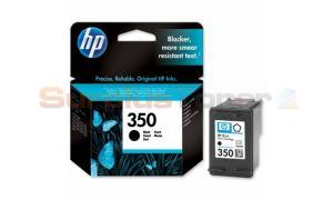 HP NO 350 INK CARTRIDGE BLACK (CB335EE#301)
