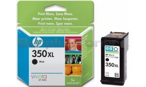 HP 350XL INKJET PRINT CARTRIDGE BLACK (CB336EE#301)