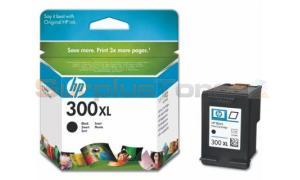 HP 300XL INKJET PRINT CARTRIDGE BLACK (CC641EE#301)