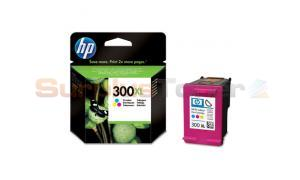 HP 300XL INK CARTRIDGE TRI-COLOUR (CC644EE#301)