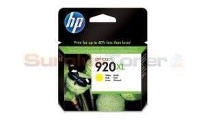 HP 920XL INK YELLOW (CD974AE#301)