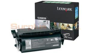 LEXMARK T520 TONER CART FOR LABEL APPS RP 20K (12A6839)
