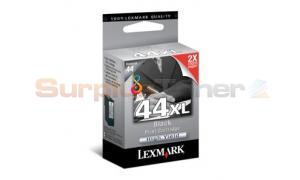 LEXMARK NO 44XL PRINT CARTRIDGE BLACK HY (18Y0108)