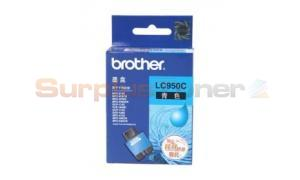 BROTHER MFC-215C INK CARTRIDGE CYAN (LC-950C)