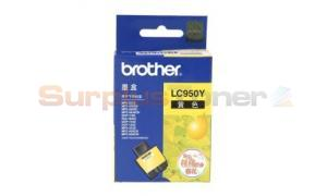 BROTHER MFC-215C INK CARTRIDGE YELLOW (LC-950Y)