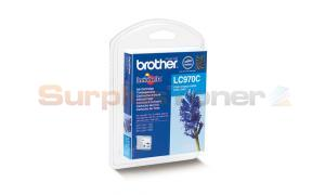 BROTHER MFC-235C INK CARTRIDGE CYAN (LC-970CBP)