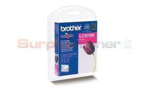 BROTHER MFC-235C INK CARTRIDGE MAGENTA (LC-970MBP)