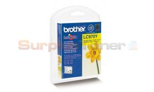 BROTHER MFC-235C INK CARTRIDGE YELLOW (LC-970YBP)