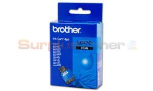 BROTHER MFC-3240C INK CARTRIDGE CYAN (LC-47C)