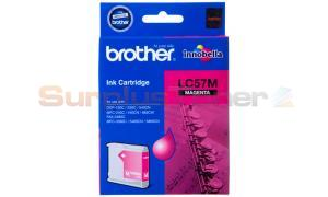 BROTHER MFC-3360C INK CARTRIDGE MAGENTA (LC-57M)