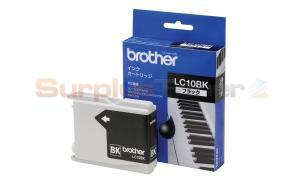 BROTHER MFC-460CN INK CARTRIDGE BLACK (LC-10BK)