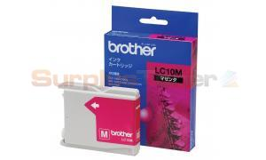 BROTHER MFC-460CN INK CARTRIDGE MAGENTA (LC-10M)