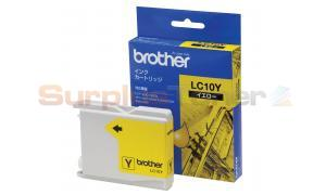 BROTHER MFC-460CN INK CARTRIDGE YELLOW (LC-10Y)