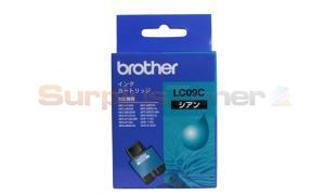 BROTHER MFC-615CL INK CARTRIDGE CYAN (LC-09C)