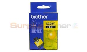 BROTHER MFC-615CL INK CARTRIDGE YELLOW (LC-09Y)
