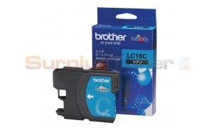 BROTHER MFC-6490CN INK CARTRIDGE CYAN (LC-16C)