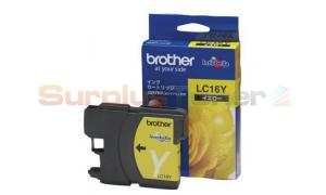 BROTHER MFC-6490CN INK CARTRIDGE YELLOW (LC-16Y)