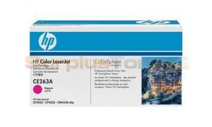 HP COLOR LASERJET CP4025 PRINT CARTRIDGE MAGENTA GOV (CE263AG)